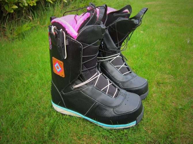 Salomon Lily Snowboard Boots