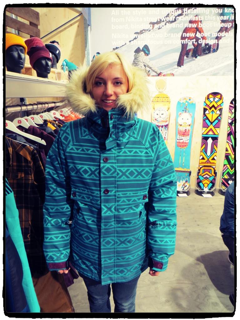 Brave jacket - jacquard