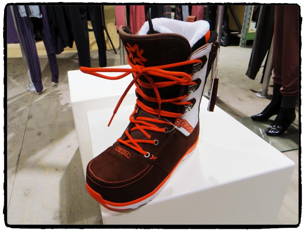 Nikita sideways sista boots
