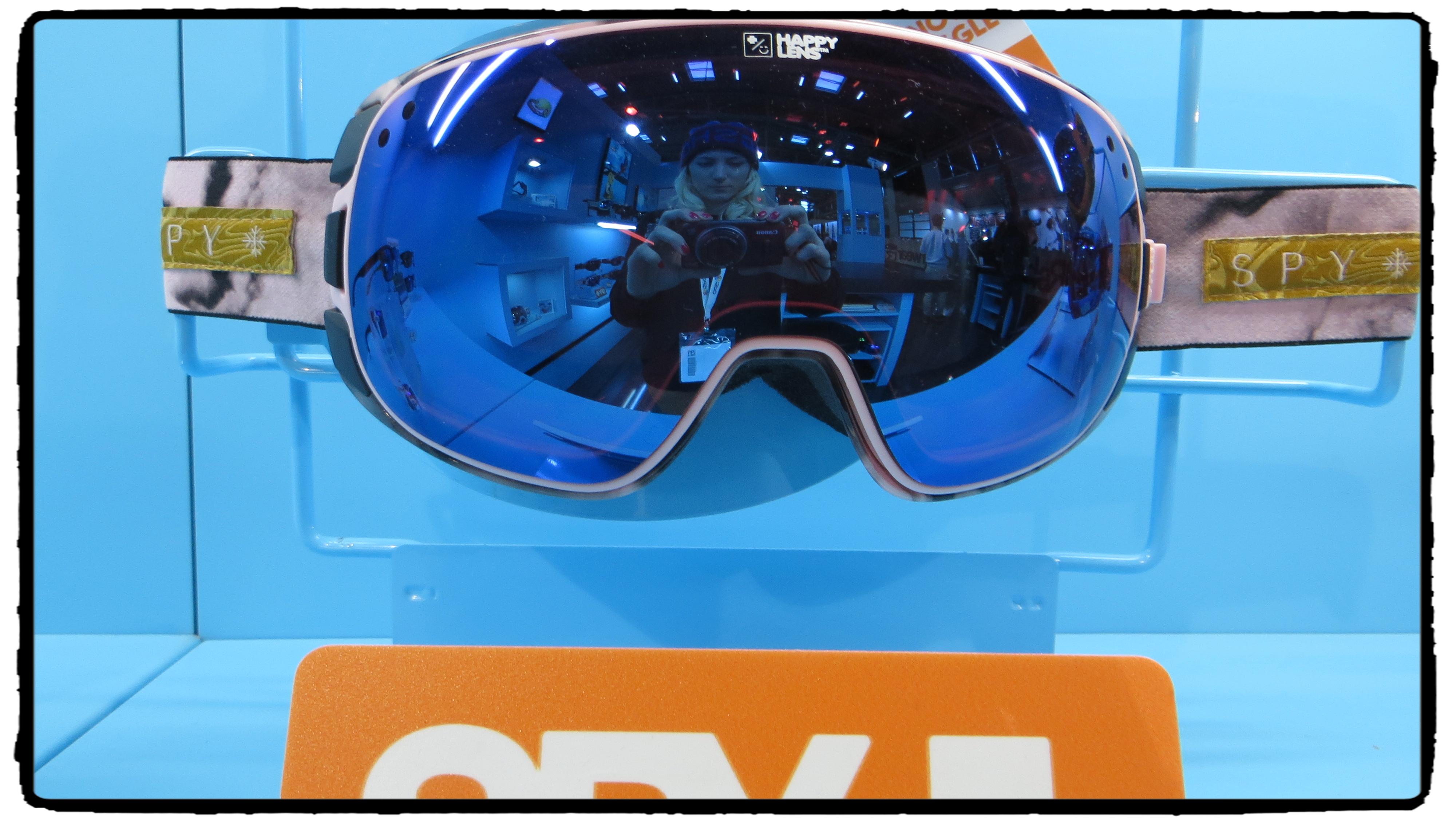 a0e876433c ISPO 2015 - Spy Bravo Goggles
