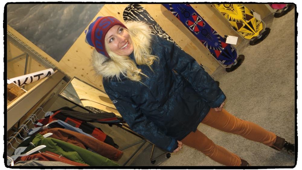 Nikita Freyja Jacquard Jacket