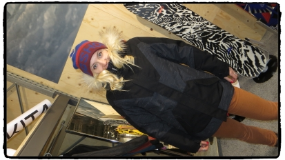 Freyja Slub Weave Jacket