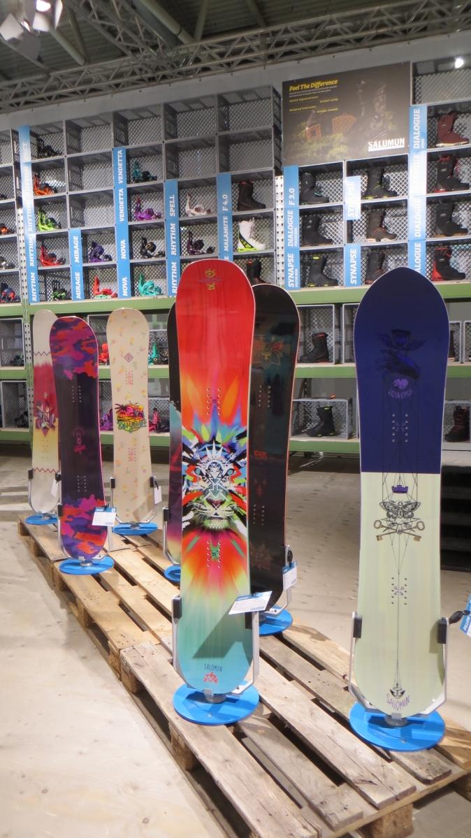 Salomon Snowboards 2015/2016 - ISPO